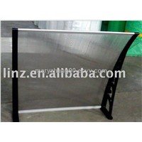 Aluminum awning with RoHS ,CE,UL certificated