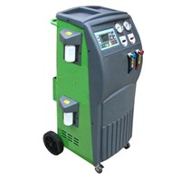 Auto A/C Recovery & Recharge Machine auto refrigerant recovery machine MST-680 for r134a