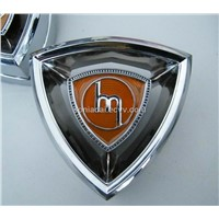 Auto Badge, custom car emblem, ABS sticker