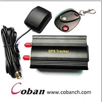 Auto GPS tracker GSM alarm system Anti-theft device for vehicle,Truck,cars by remote control tk103