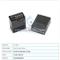 Auto wire relay module for M.B 0035452505