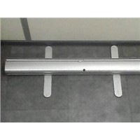 aluminum retactable pull up banner stand (simple style)