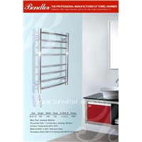 Bathroom Use And Ladder Style ELECTRIC HEATED TOWEL RAIL(BLG-18)