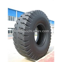Big OTR Tyre E-4pattern