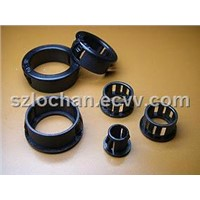 Black Plastic Hole Plugs