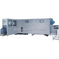 Bottle washing filling and capping machine 600BPH