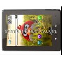 Built_in 3G tablet PC,350g,android 4.0