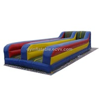 Bungee Run Inflatable Bungee Challenge