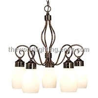 High Quality Simple Style Iron Chandelier in China CHSI4236