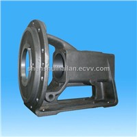 CNC Machining Centrifugal Pump Frame