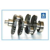CRANKSHAFT FOR IN LINE 2 ENGINE