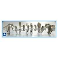 CRANKSHAFT FOR IN LINE 6 DIESEL ENGINE