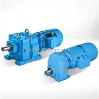 CR Series Helical Gear Speed Reducer Units