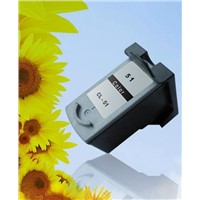 Canon ink cartridge-CL-51