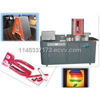 Chinese Auto Aluminum Profile Letter Bending Machine