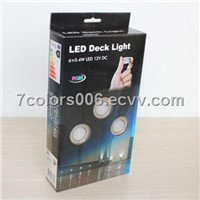 Color Changing LED Street Light Kits Outdoor(SC-B104C)