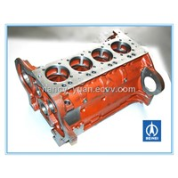 Cylinder Block for In line 4 Diesel Engine
