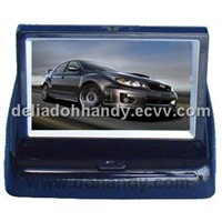 DH-C439 .4.3 inch LCD 4:3. Effectine Pixels :1440(h)*272(v)