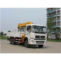 DONGFENG TIANLONG SERIES TRUCK WITH CRANE