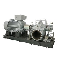 DSP Axial split casing double suction centrifugal pump