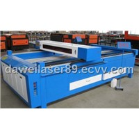 DW1325 laser cutting machine for lamp shades