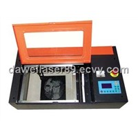 DW320 small laser stone shadow engraving machine
