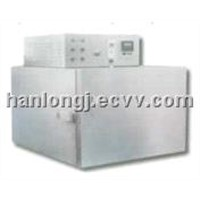 Digital display roller heating furnace