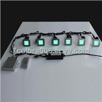 Dimmable Remote Control Square LED Deck Light Outdoor (SC-B102C SET)