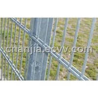 Double Wires Fence