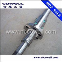 Double nut ball screw