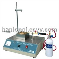 Electric Asphalt Flash Point Tester
