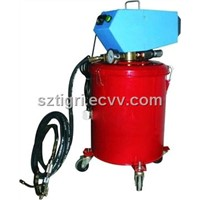 Electric Lubrication Pump TI-40-24V with barrel