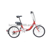 Electric folding bicycles with good quality FEB-014