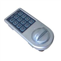 Electronic password lock with CE certificate (D123E)