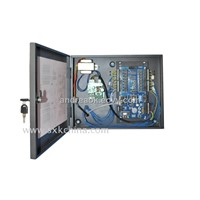 Elevator Access Control System with Two Extended Levels, 12V AC Power Supply, Sized 345 x 276 x 70mm