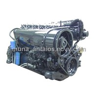 F6L912T AIR COOLED DIESEL ENGINE
