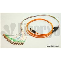 Fanout Fiber Cable Assembly