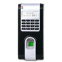 Fingerprint Access Control with 80 Characters and Figure Keypad, Suitable for Offices, Factories
