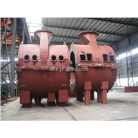 Finish machine 300MW steam turbine LP casing