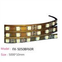 Flexible monochrome light bar