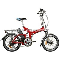 Folding electric bikes FEB-020
