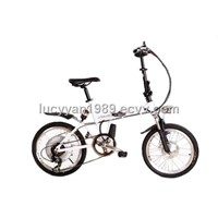 Folding electric bikes with good quality FEB-001