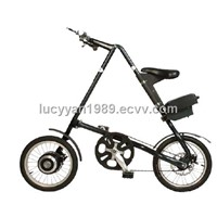 Folding electric bikes with good quality FEB-009