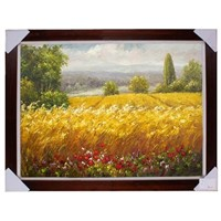 Framed painting, China oil painting, Oil painting supplier