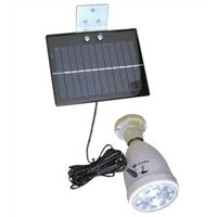 Free Shipping Solar Lights Solar LED Light Remote Control and AC Dual Solar Lamp Lights