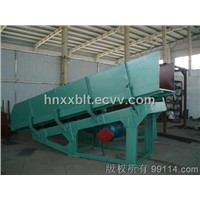 Full-closed type motor vibratory feeder