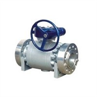 GB Forged Steel Fixed Ball Valve