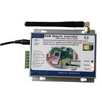 GSM remote gate opener switch