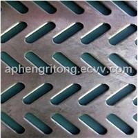 Galvanized Round Hole Punching Wire Mesh