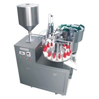 Glue Filling & Screw-Cap Sealing Machine-Filling Machine